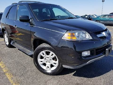 2005 Acura MDX for sale at WEST END AUTO INC in Chicago IL