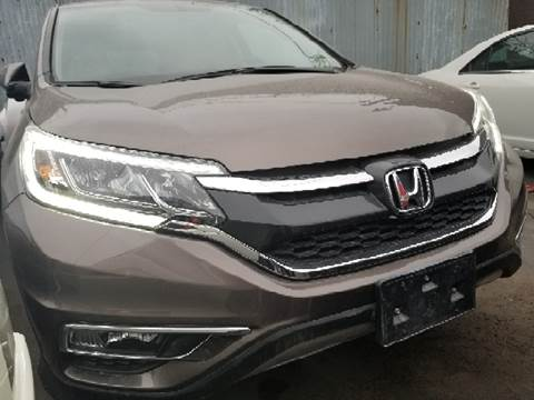 2015 Honda CR-V for sale at WEST END AUTO INC in Chicago IL