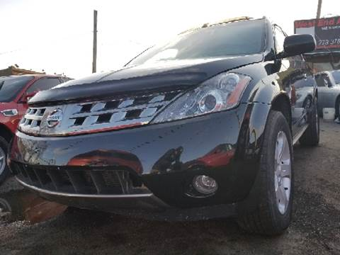 2005 Nissan Murano for sale at WEST END AUTO INC in Chicago IL