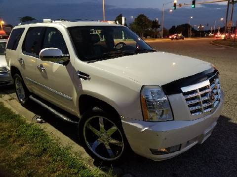 2007 Cadillac Escalade for sale at WEST END AUTO INC in Chicago IL