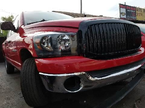 2006 Dodge Ram Pickup 1500 for sale at WEST END AUTO INC in Chicago IL
