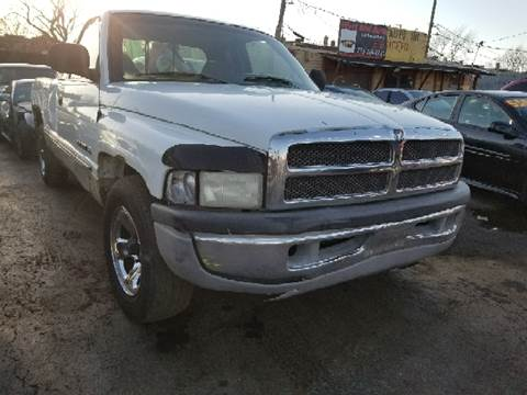 1999 Dodge Ram Pickup 1500 for sale at WEST END AUTO INC in Chicago IL
