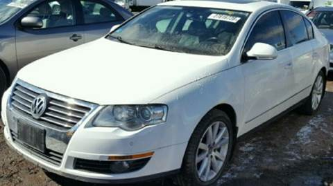 2007 Volkswagen Passat for sale at WEST END AUTO INC in Chicago IL