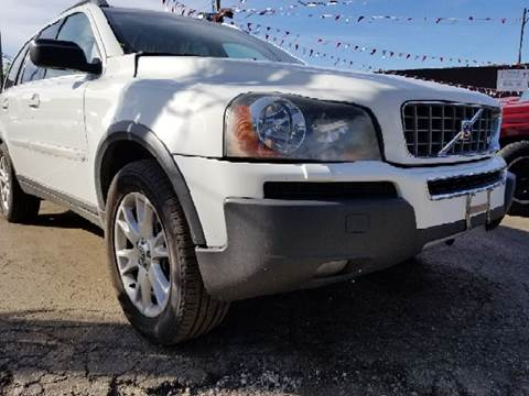 2005 Volvo XC90 for sale at WEST END AUTO INC in Chicago IL