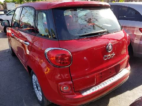 2014 FIAT 500L for sale at WEST END AUTO INC in Chicago IL