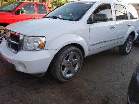 2008 Dodge Durango for sale at WEST END AUTO INC in Chicago IL