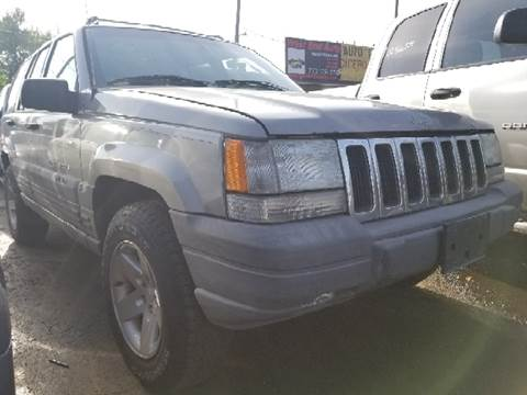1998 Jeep Grand Cherokee for sale at WEST END AUTO INC in Chicago IL