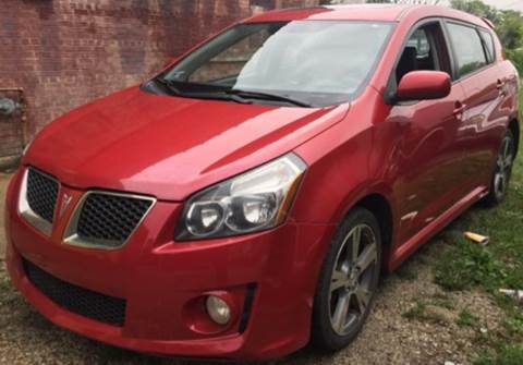 2009 Pontiac Vibe for sale at WEST END AUTO INC in Chicago IL