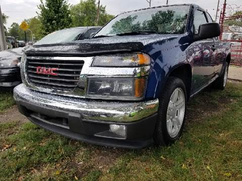 2006 GMC Canyon for sale at WEST END AUTO INC in Chicago IL