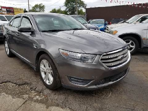 2013 Ford Taurus for sale at WEST END AUTO INC in Chicago IL