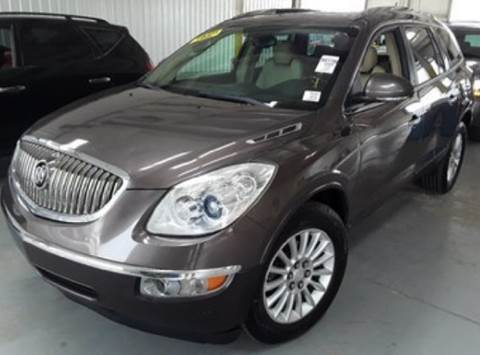 2008 Buick Enclave for sale at WEST END AUTO INC in Chicago IL