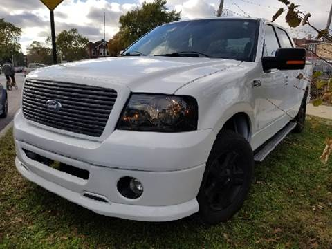 2008 Ford F-150 for sale at WEST END AUTO INC in Chicago IL