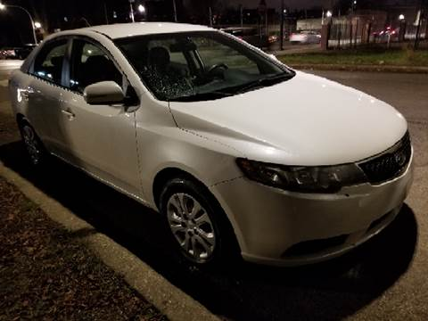 2011 Kia Forte for sale at WEST END AUTO INC in Chicago IL