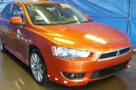 2011 Mitsubishi Lancer for sale at WEST END AUTO INC in Chicago IL
