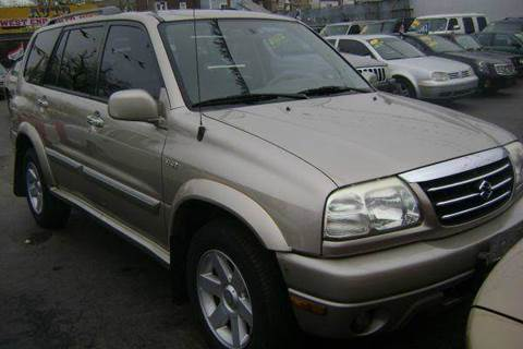 2001 Suzuki XL7 for sale at WEST END AUTO INC in Chicago IL