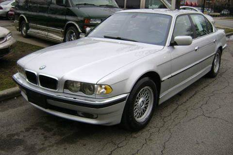 2001 BMW 7 Series for sale at WEST END AUTO INC in Chicago IL