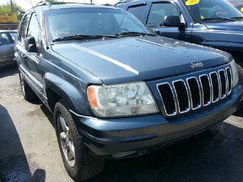 2001 Jeep Grand Cherokee for sale at WEST END AUTO INC in Chicago IL