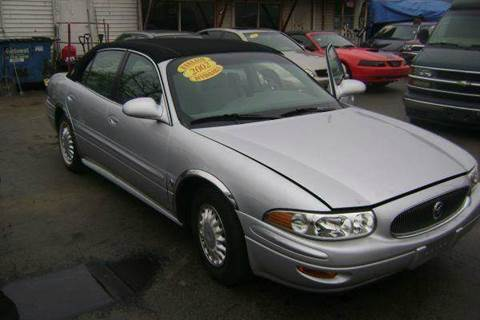 2002 Buick LeSabre for sale at WEST END AUTO INC in Chicago IL