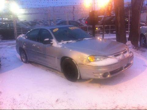 2003 Pontiac Grand Am for sale at WEST END AUTO INC in Chicago IL