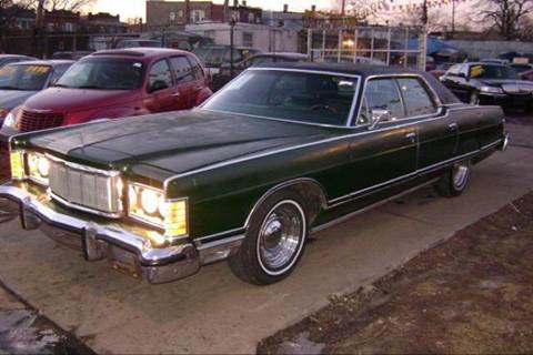 1977 Mercury Grand Marquis for sale at WEST END AUTO INC in Chicago IL