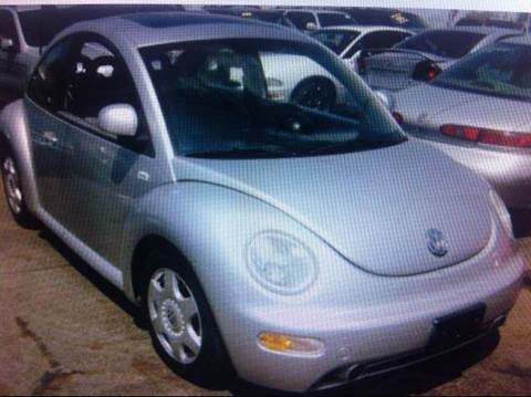2000 Volkswagen Beetle for sale at WEST END AUTO INC in Chicago IL