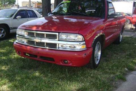 1998 Chevrolet S-10 for sale at WEST END AUTO INC in Chicago IL
