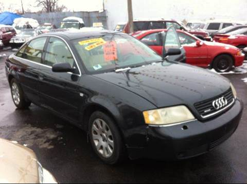 1999 Audi A6 for sale at WEST END AUTO INC in Chicago IL