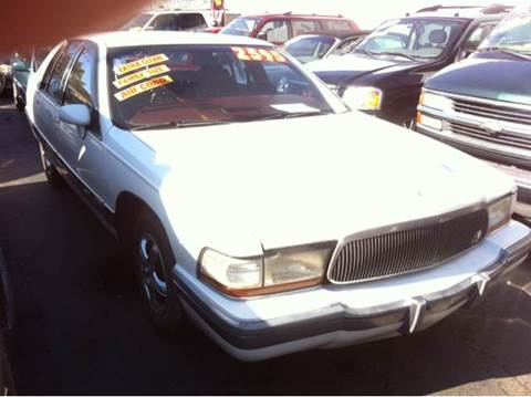 1992 Buick Roadmaster for sale at WEST END AUTO INC in Chicago IL
