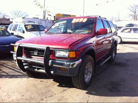 1995 Honda Passport for sale at WEST END AUTO INC in Chicago IL