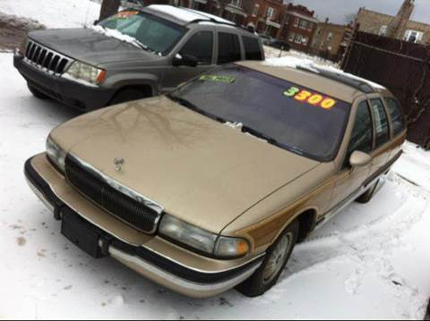 1993 Buick Roadmaster for sale at WEST END AUTO INC in Chicago IL