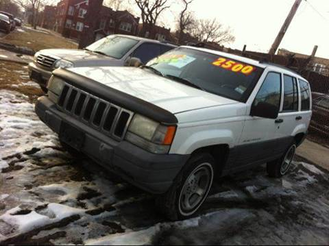 1997 Jeep Grand Cherokee for sale at WEST END AUTO INC in Chicago IL