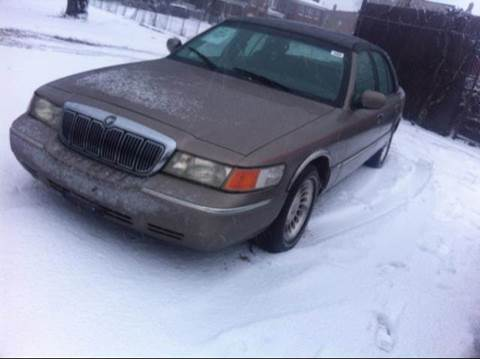 2001 Mercury Grand Marquis for sale at WEST END AUTO INC in Chicago IL