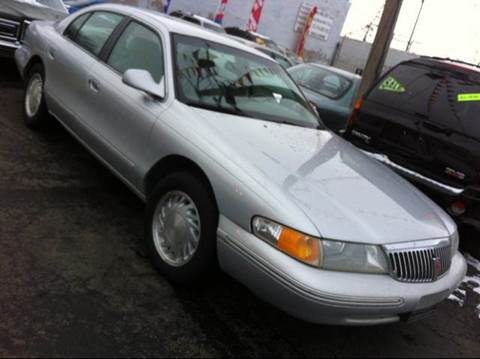 1997 Lincoln Continental for sale at WEST END AUTO INC in Chicago IL