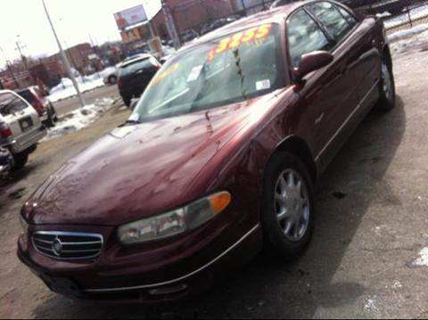 1998 Buick Regal for sale at WEST END AUTO INC in Chicago IL