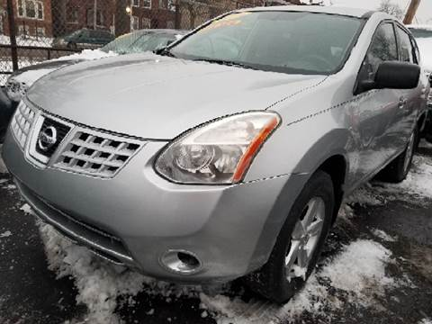 2010 Nissan Rogue for sale at WEST END AUTO INC in Chicago IL