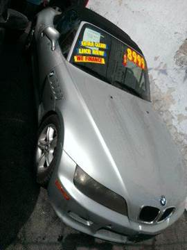 2000 BMW Z3 for sale at WEST END AUTO INC in Chicago IL