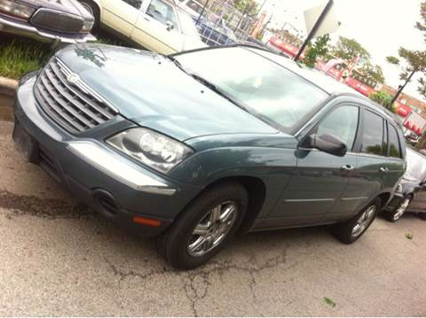 2005 Chrysler Pacifica for sale at WEST END AUTO INC in Chicago IL
