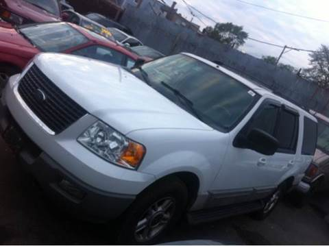 2003 Ford Expedition for sale at WEST END AUTO INC in Chicago IL