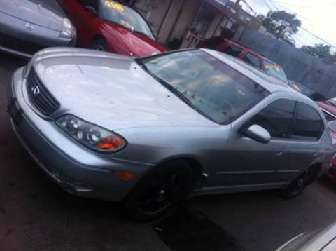 2002 Infiniti I35 for sale at WEST END AUTO INC in Chicago IL