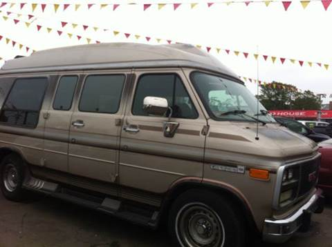 1994 GMC R/V 2500 Series for sale at WEST END AUTO INC in Chicago IL