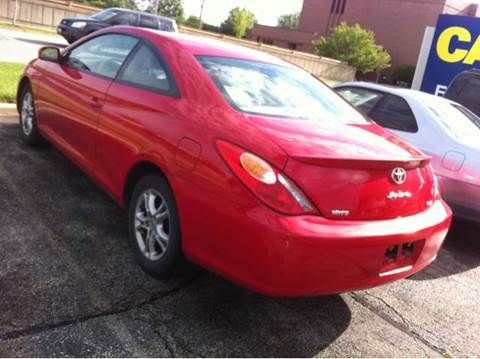 2004 Toyota Camry Solara for sale at WEST END AUTO INC in Chicago IL