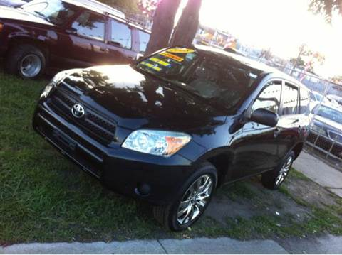 2008 Toyota RAV4 for sale at WEST END AUTO INC in Chicago IL