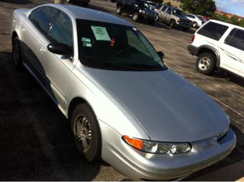 2004 Oldsmobile Alero for sale at WEST END AUTO INC in Chicago IL