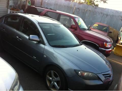 2005 Mazda MAZDA3 for sale at WEST END AUTO INC in Chicago IL