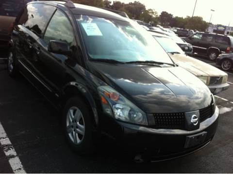 2006 Nissan Quest for sale at WEST END AUTO INC in Chicago IL