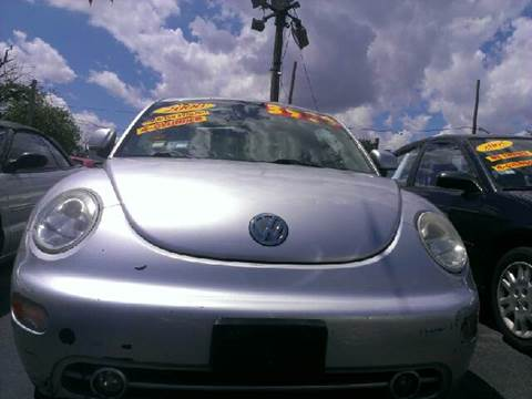 1999 Volkswagen Beetle for sale at WEST END AUTO INC in Chicago IL