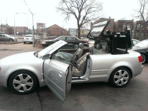 2006 Audi A4 for sale at WEST END AUTO INC in Chicago IL