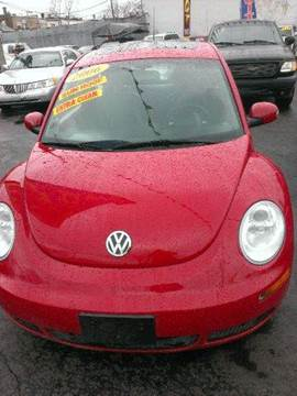 2006 Volkswagen Beetle for sale at WEST END AUTO INC in Chicago IL