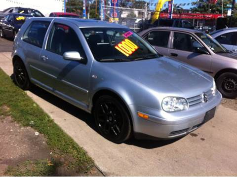 2001 Volkswagen GTI for sale at WEST END AUTO INC in Chicago IL