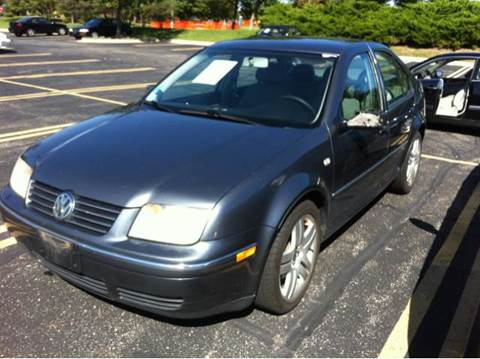 2004 Volkswagen Jetta for sale at WEST END AUTO INC in Chicago IL